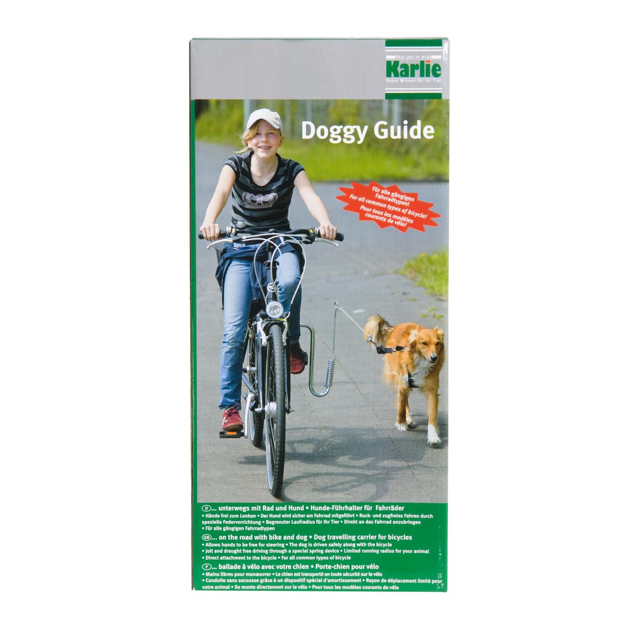 Karlie Flamingo Doggy Guide Fahrradhalter Hund, Bild 3