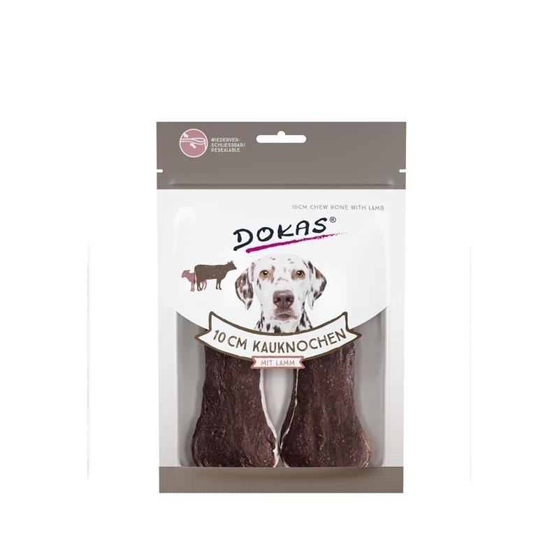 Dokas Hunde Snack 10 cm Kauknochen, Bild 3