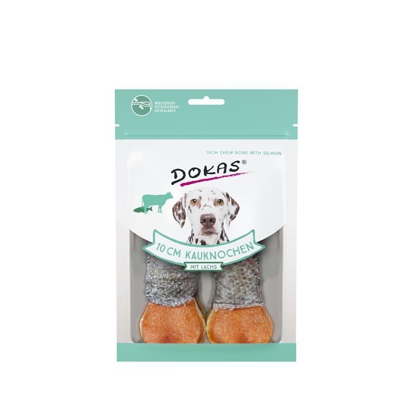 Dokas Hunde Snack 10 cm Kauknochen, Bild 4