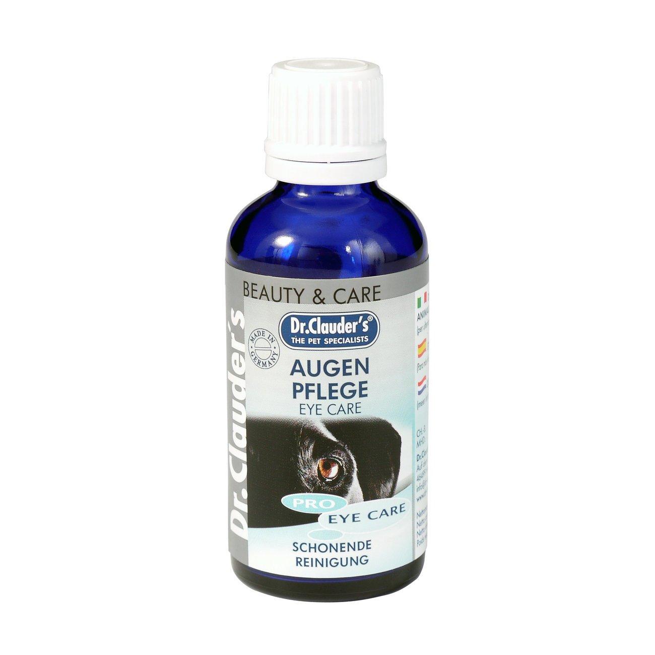 Dr. Clauders Augen-Pflege für Hunde und Katzen