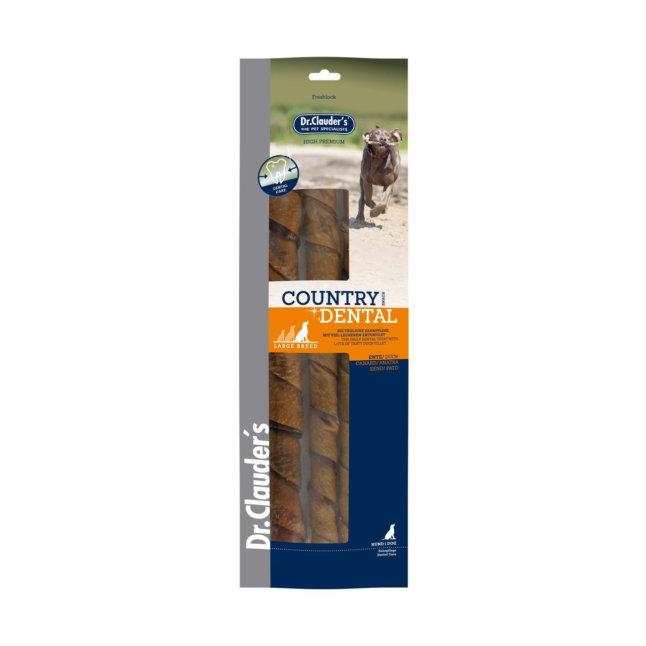 Dr. Clauders Country Dental Hundesnack Large Breed, Bild 2