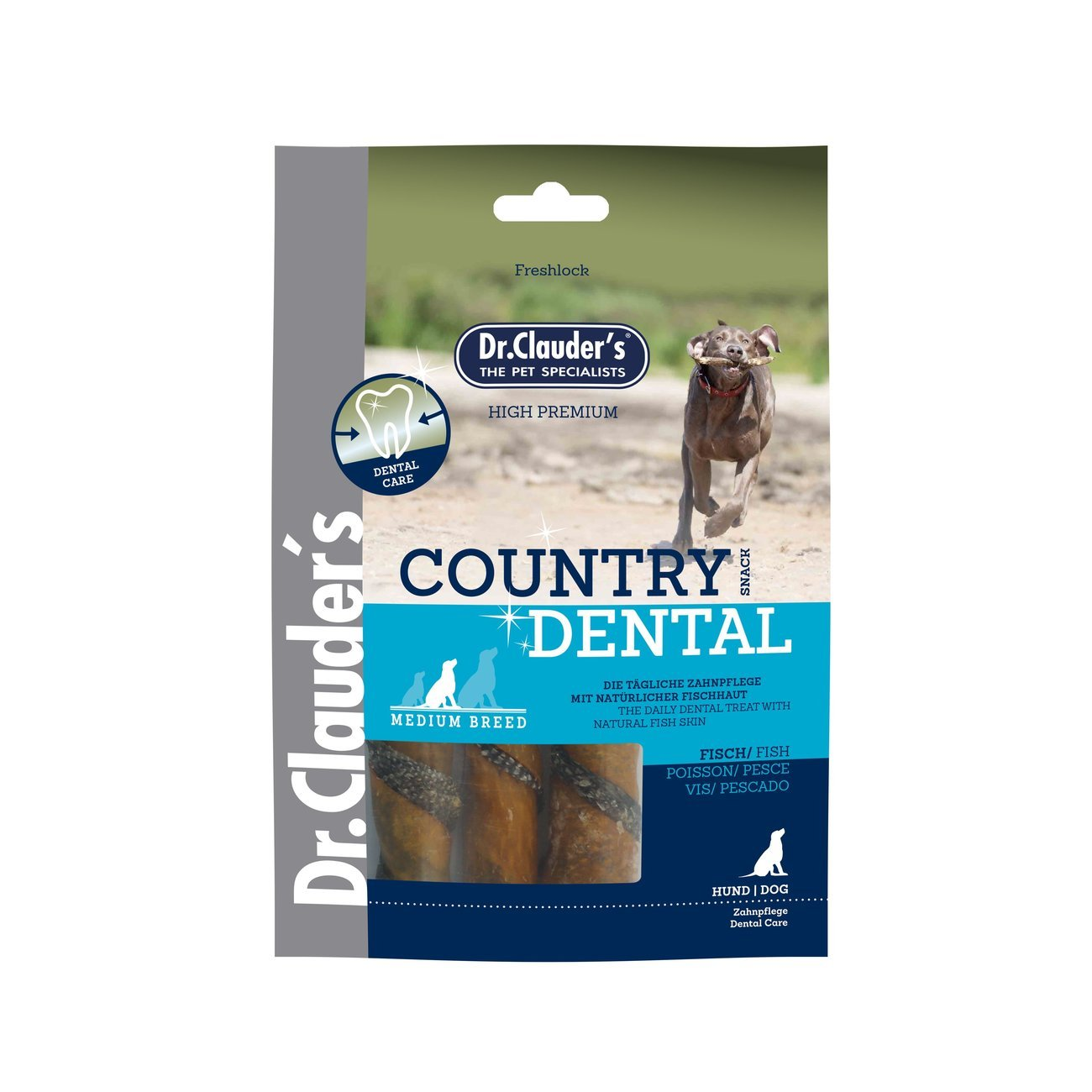 Dr. Clauders Country Dental Hundesnack Medium Breed, Bild 3