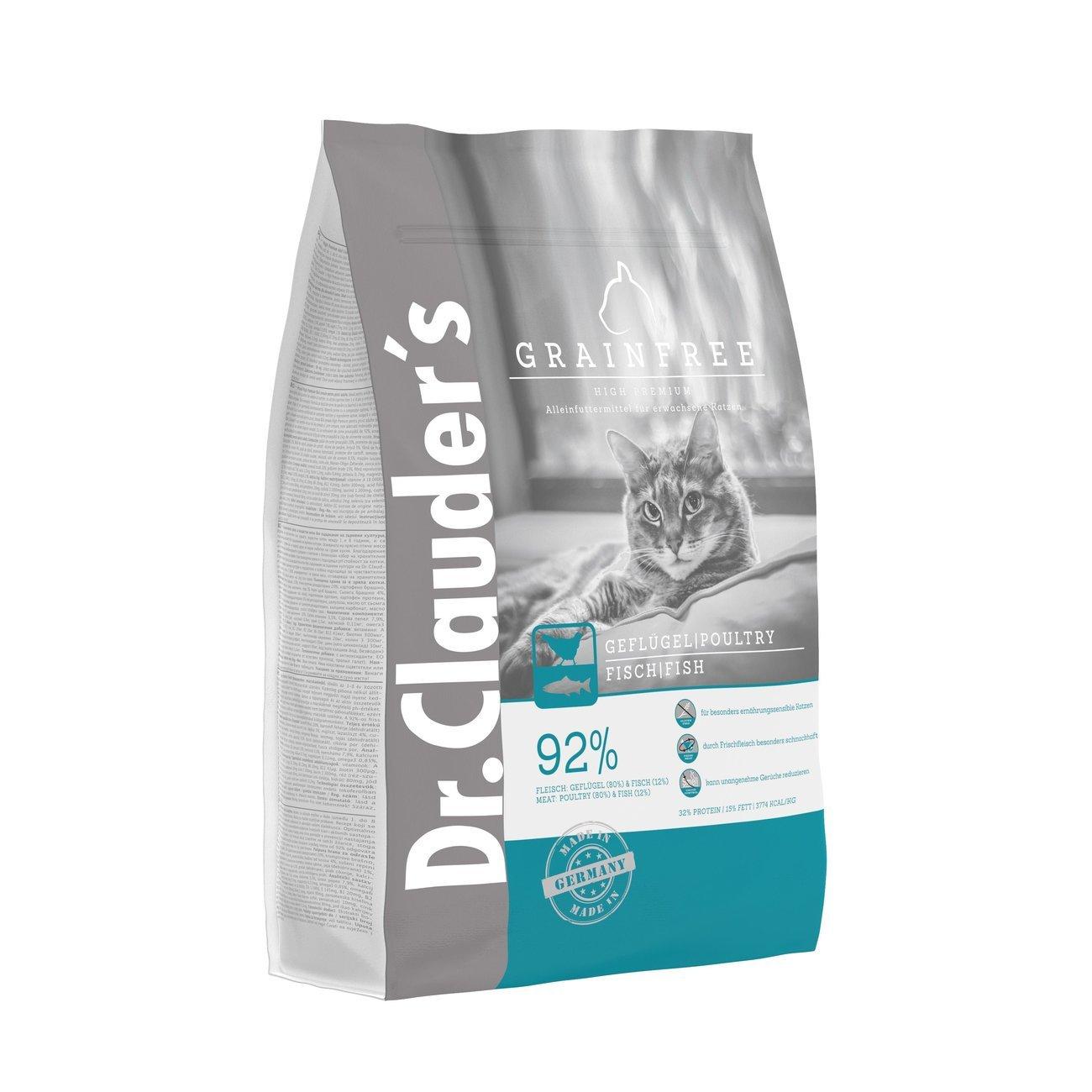 Dr. Clauders Dr. Clauder's High Premium Adult Grainfree Katzenfutter, Bild 2