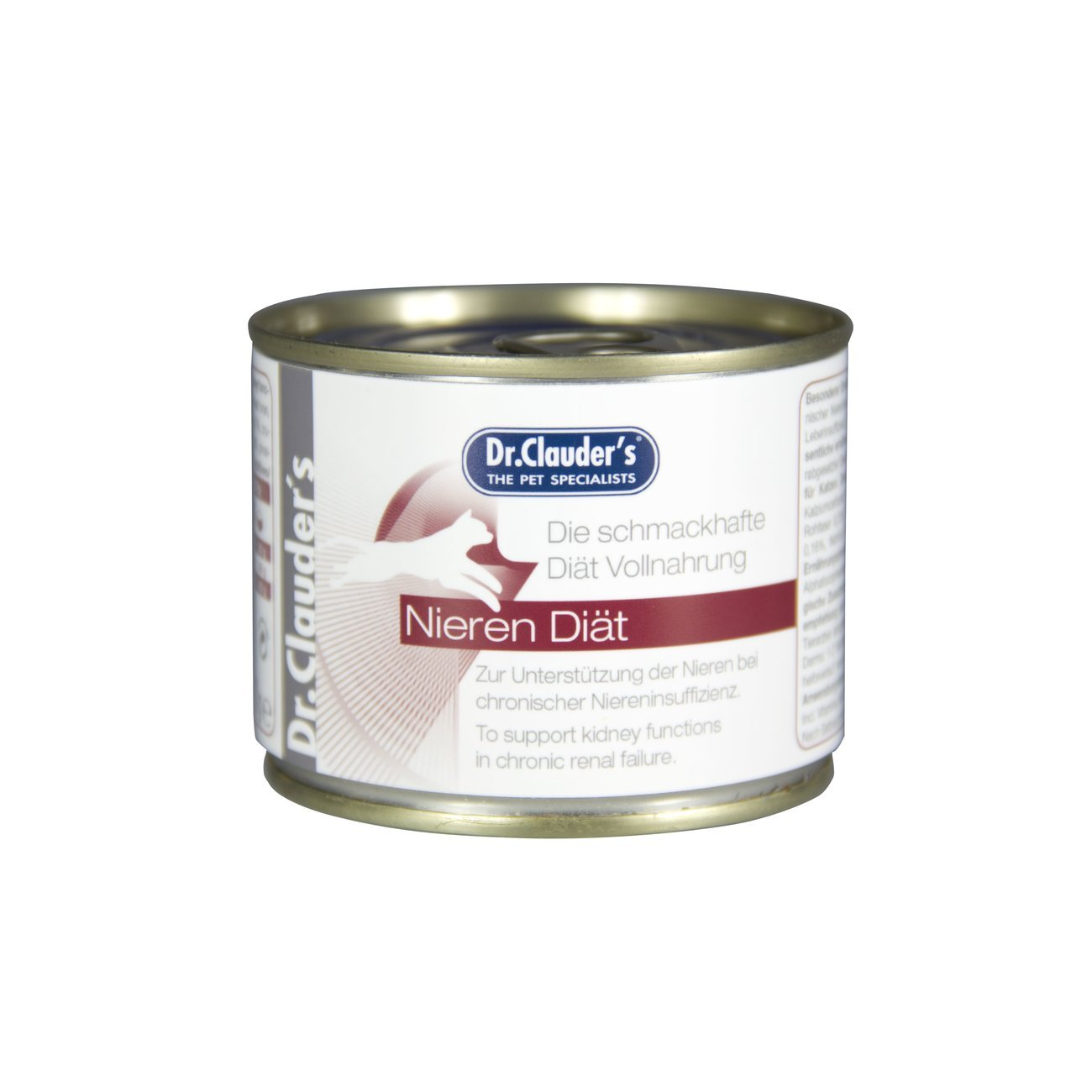 Dr. Clauders High Premium Diät Katzenfutter Dose, Bild 4