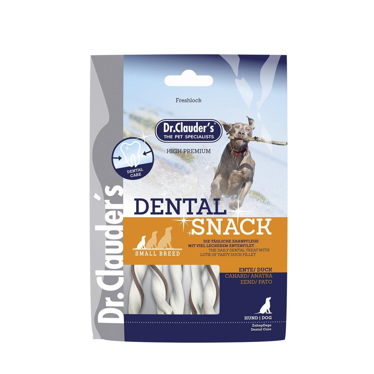 Dr. Clauders Hunde Dental Snack