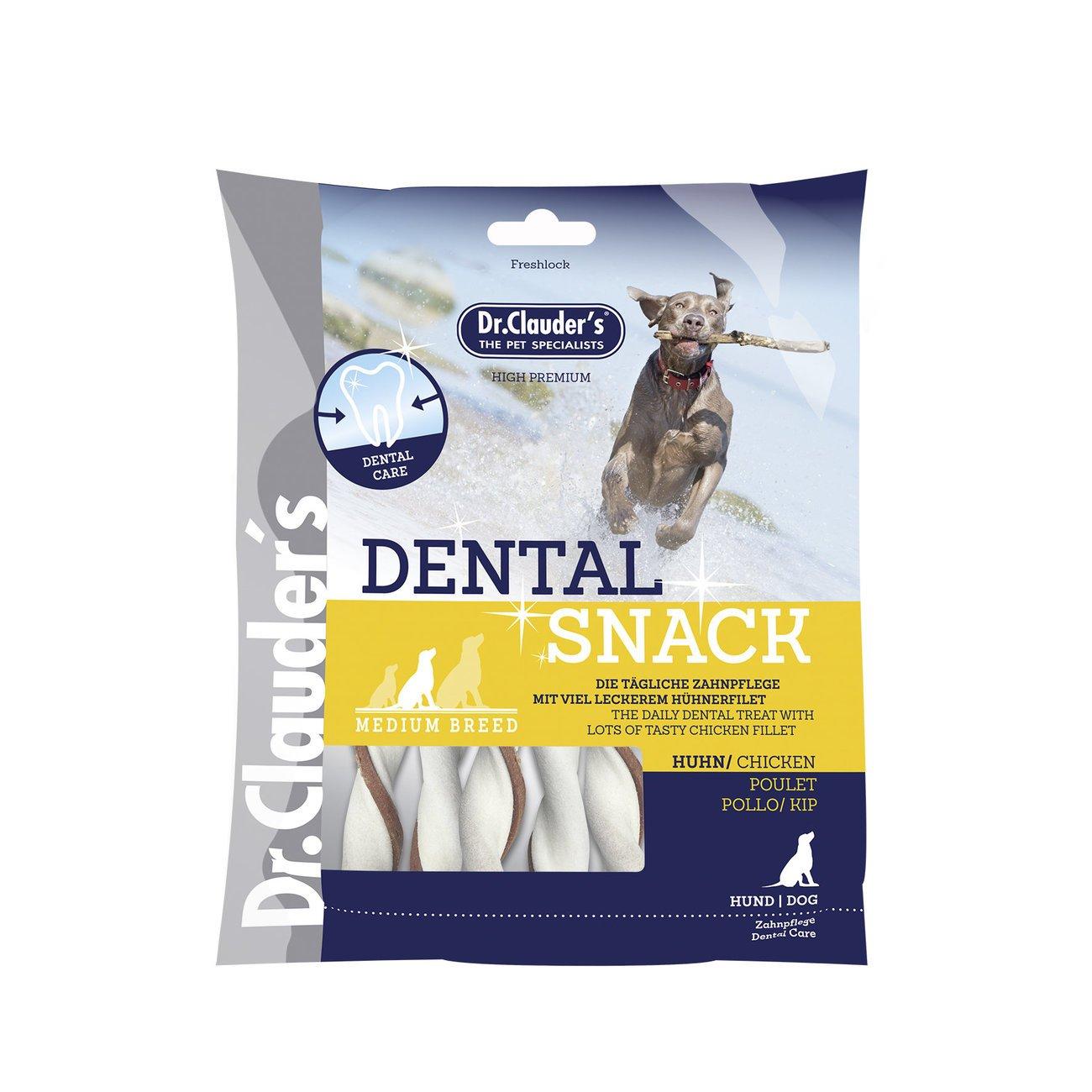 Dr. Clauders Hunde Dental Snack, Bild 2