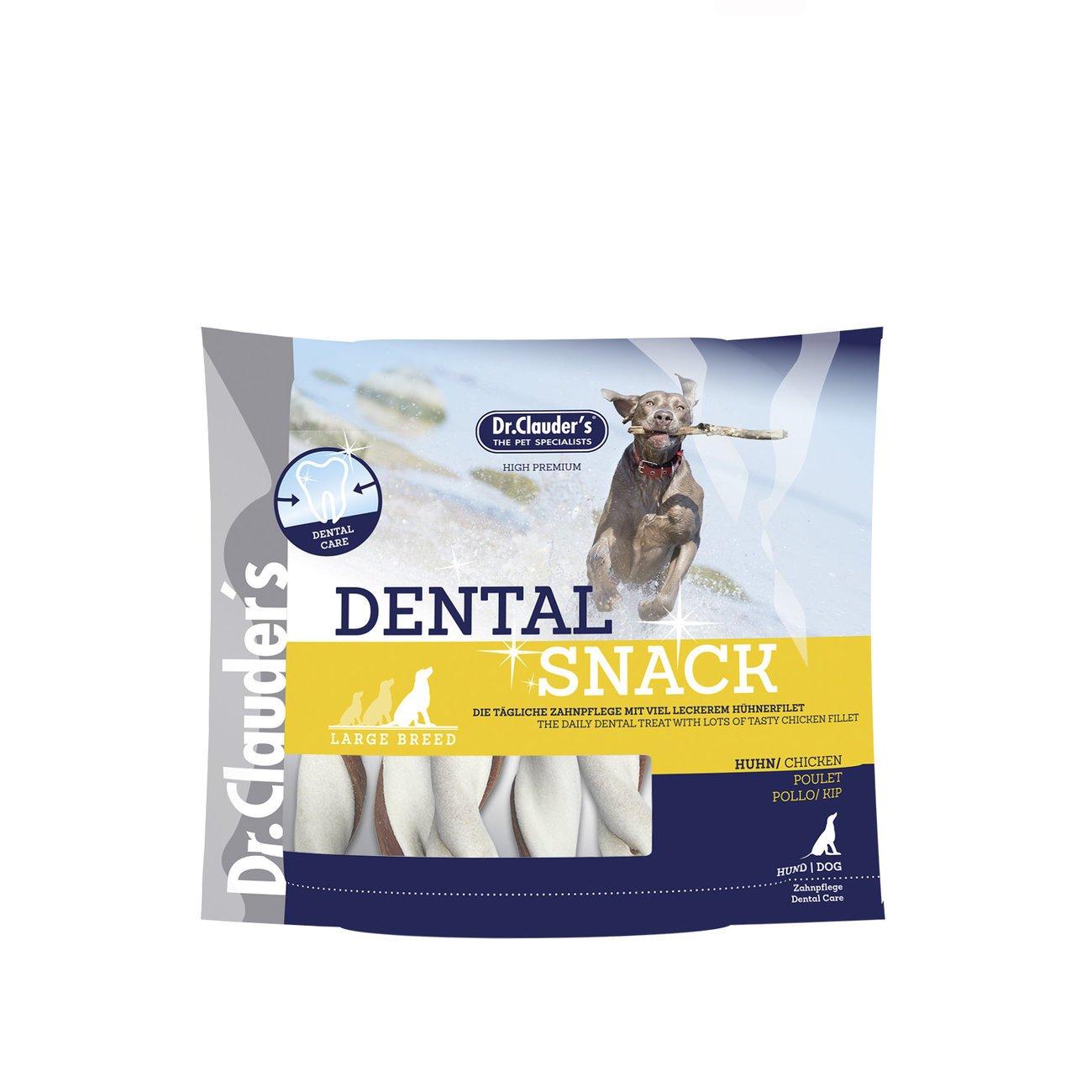 Dr. Clauders Hunde Dental Snack, Bild 3