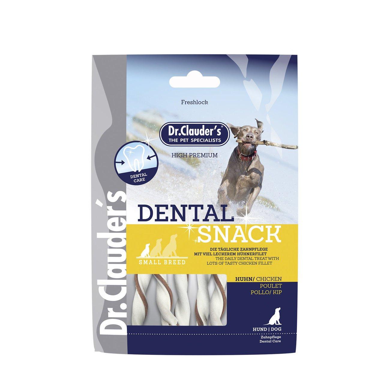 Dr. Clauders Hunde Dental Snack, Bild 4