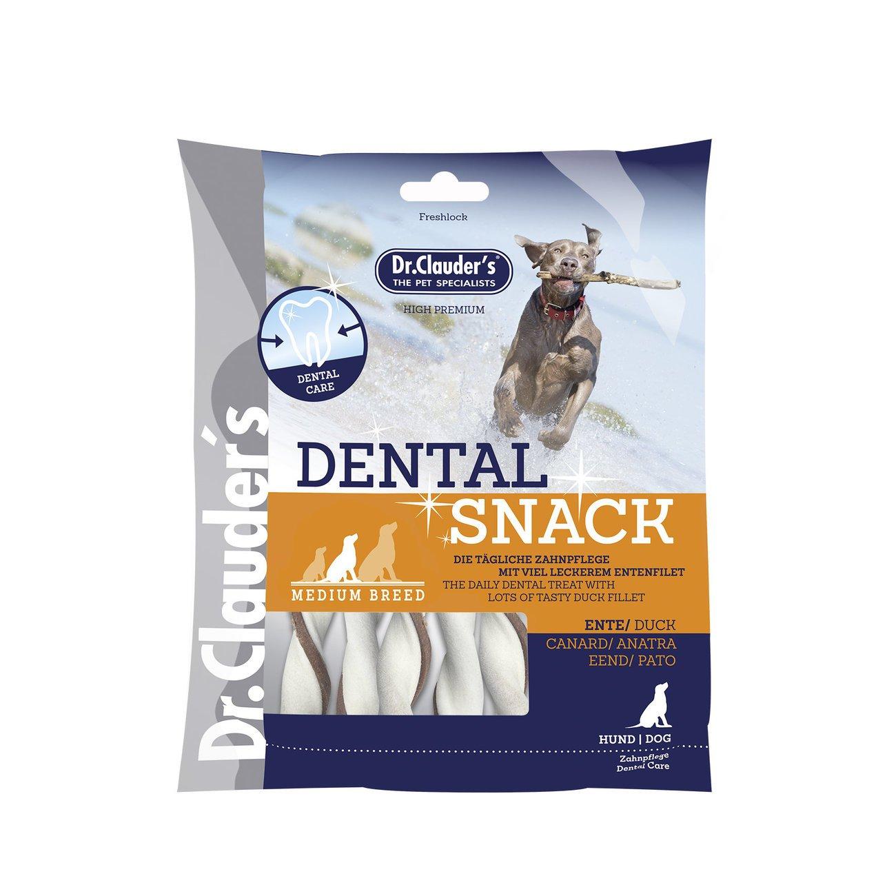 Dr. Clauders Hunde Dental Snack, Bild 5