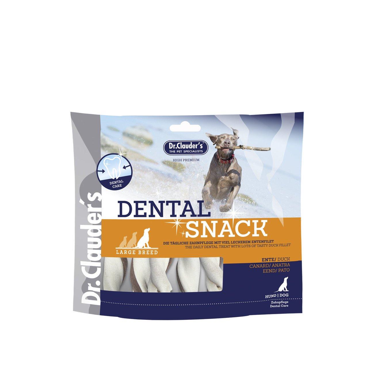 Dr. Clauders Hunde Dental Snack, Bild 6