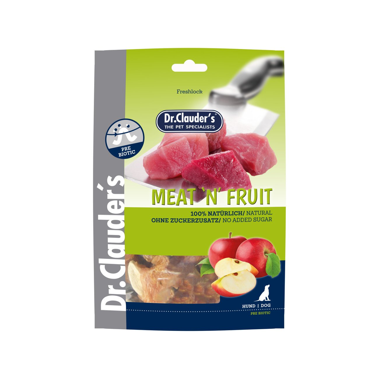Dr. Clauders Meat'n'Fruit Hundesnacks, Bild 3