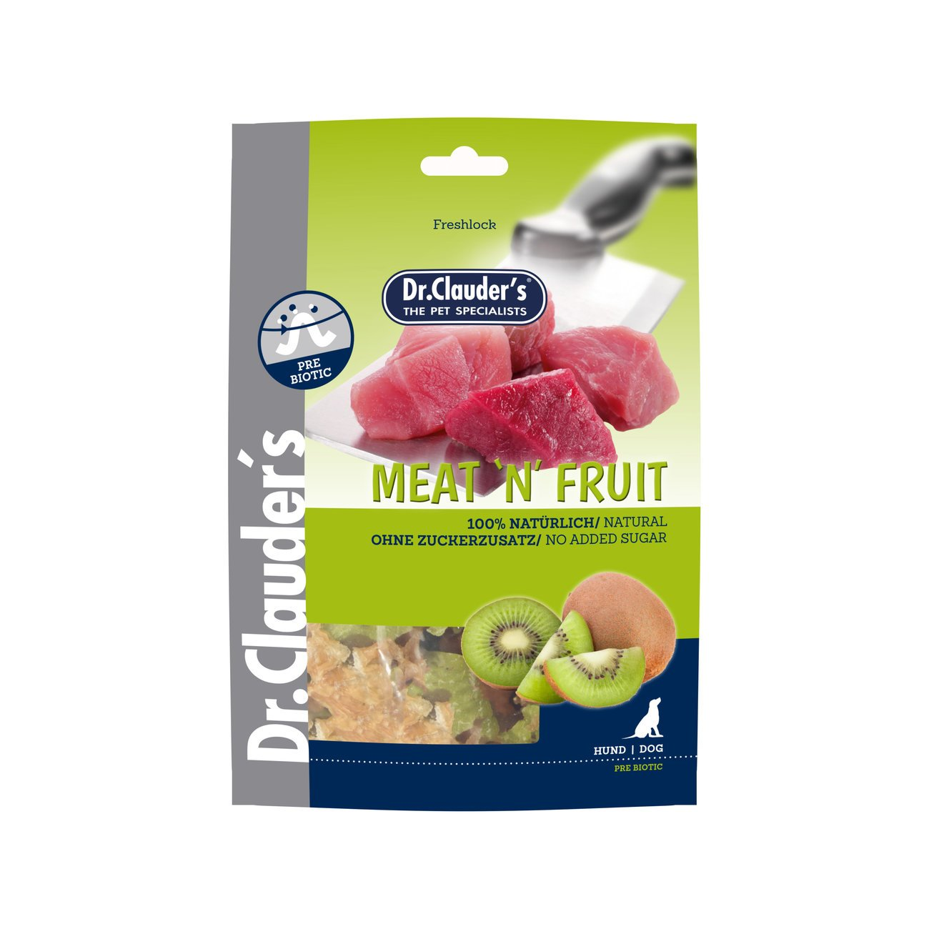 Dr. Clauders Meat'n'Fruit Hundesnacks, Bild 4