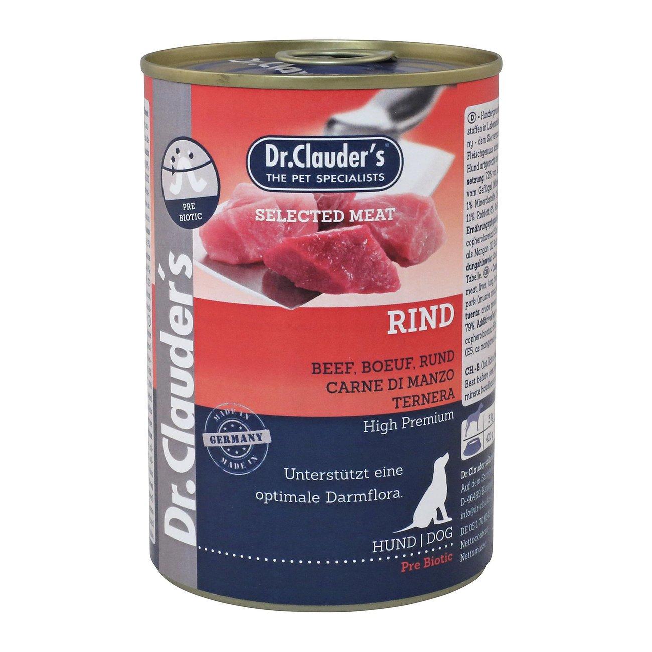 Dr. Clauders Selected Meat Prebiotics in Dose, Bild 2