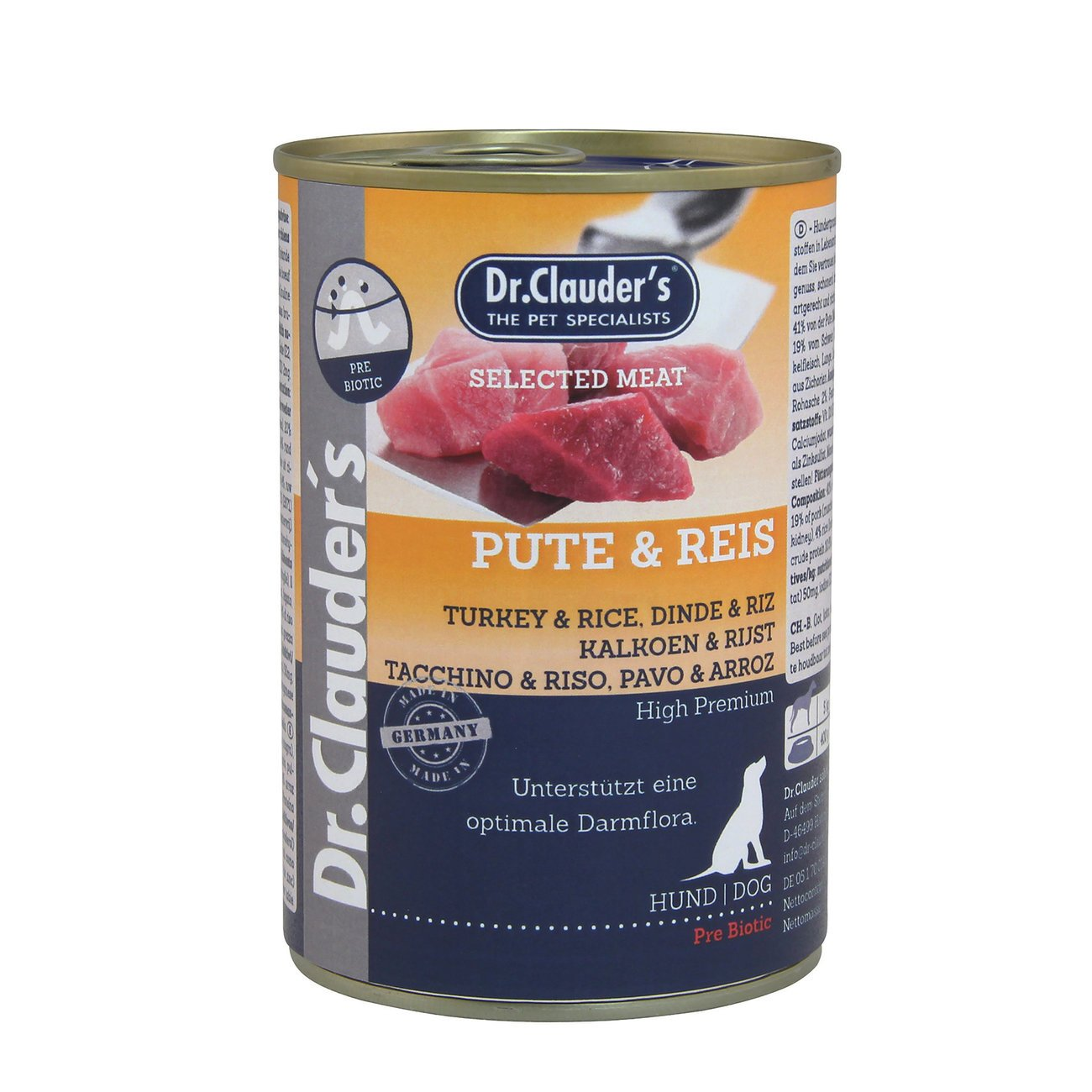 Dr. Clauders Selected Meat Prebiotics in Dose, Bild 14