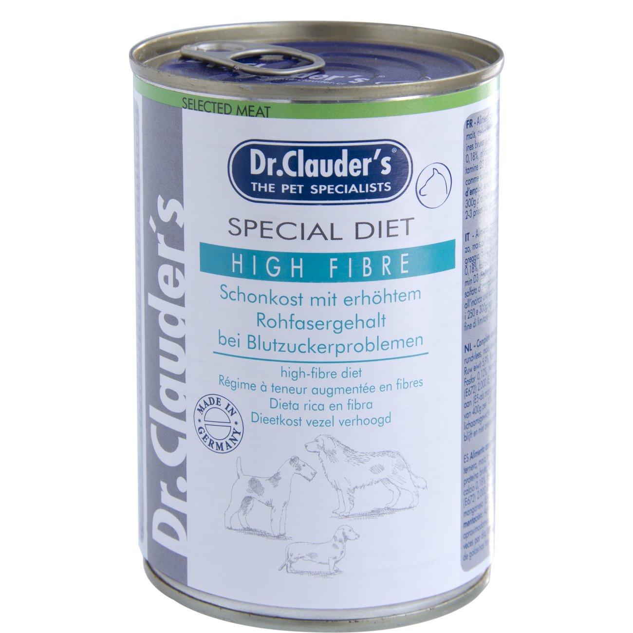 Dr. Clauders Special Diet Diät Schonkost Hundefutter, Bild 2
