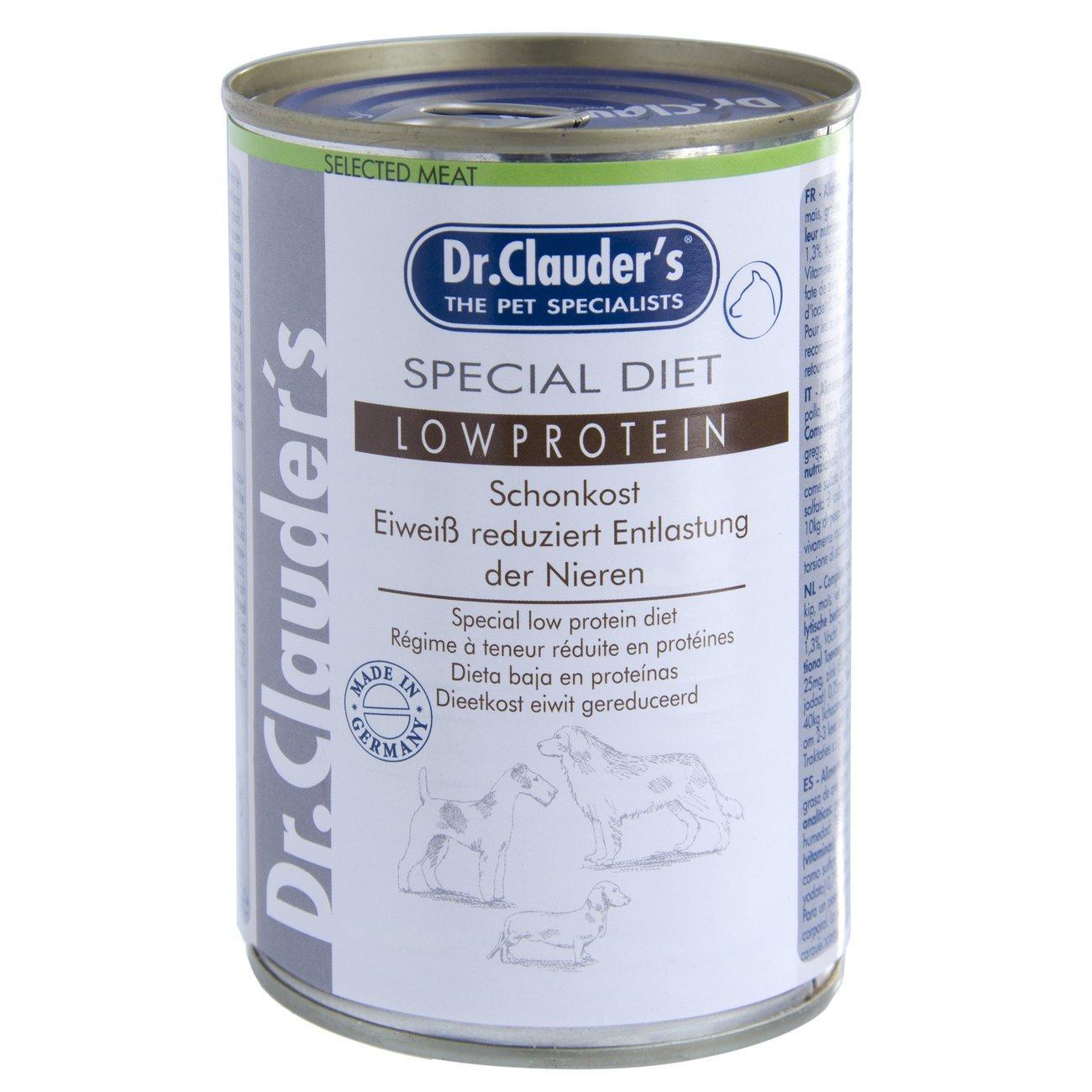 Dr. Clauders Special Diet Diät Schonkost Hundefutter, Bild 5