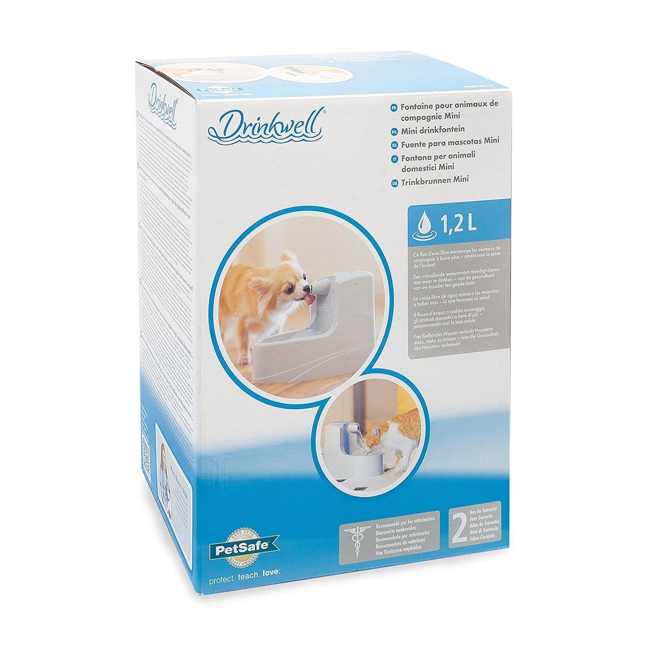 PetSafe Drinkwell Mini Trinkbrunnen für Hunde und Katzen, Bild 4