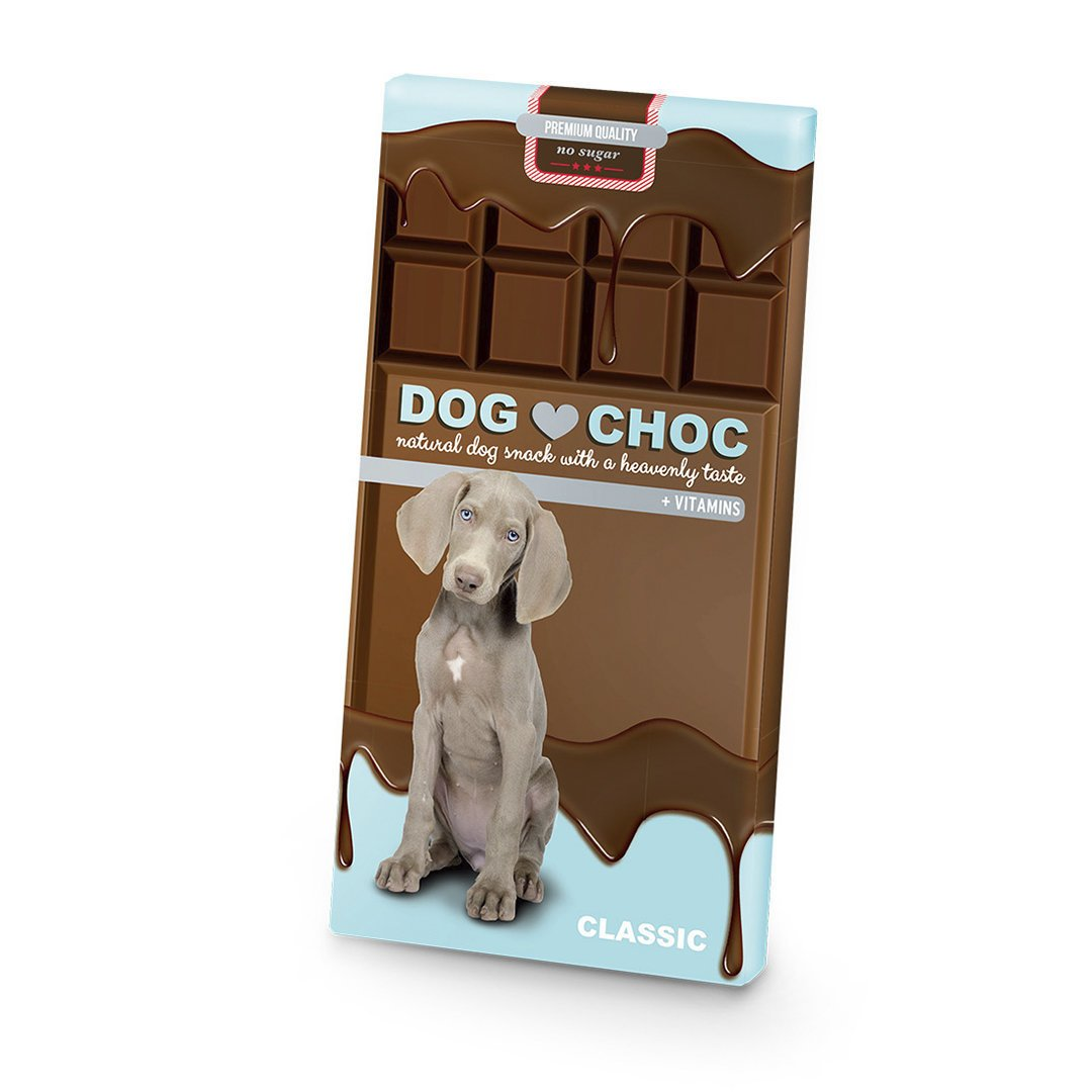 EBI Dog Choc Classic Hundeschokolade, 100g