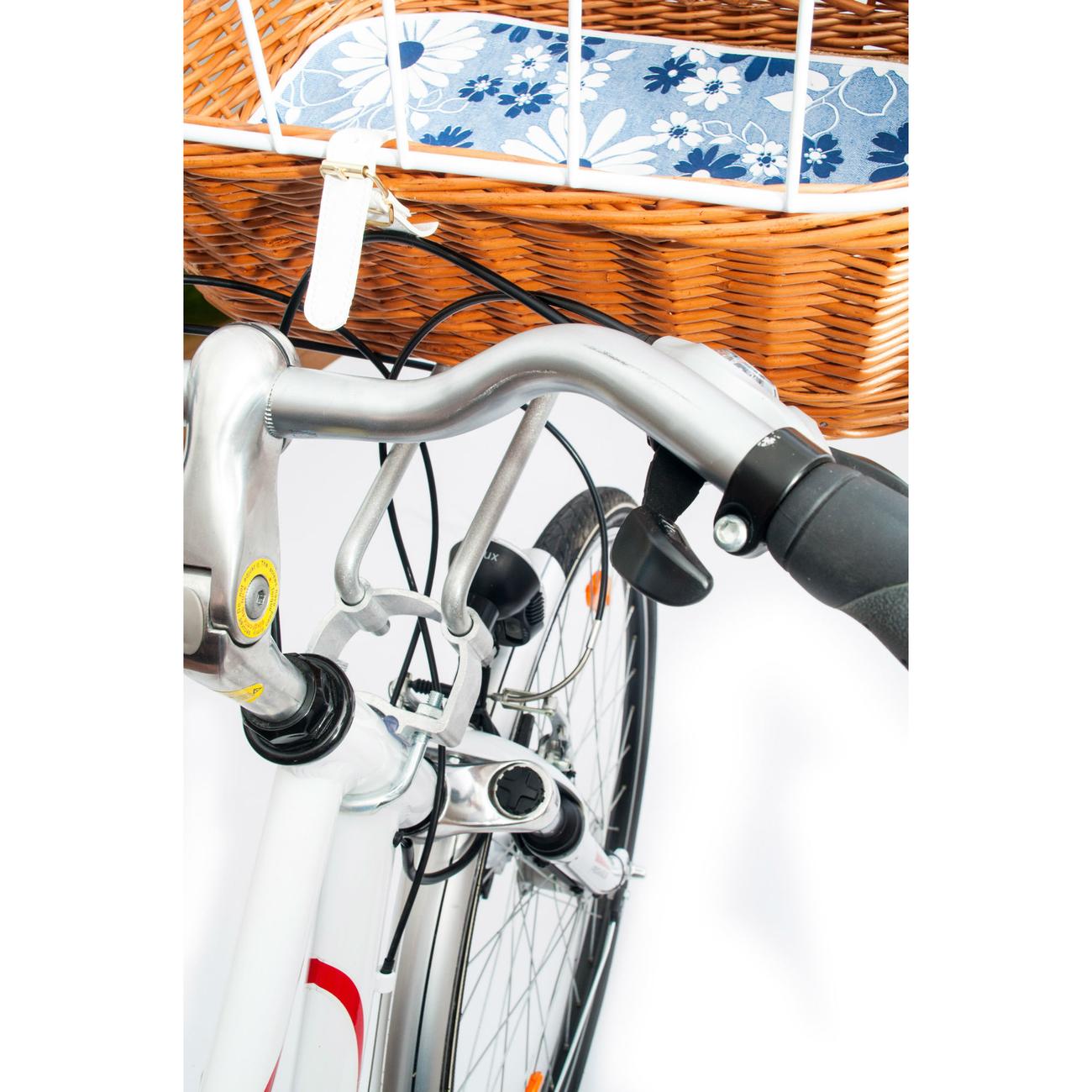 Aumüller E-Bike Hunde Fahrradkorb Standard vorne, Bild 13