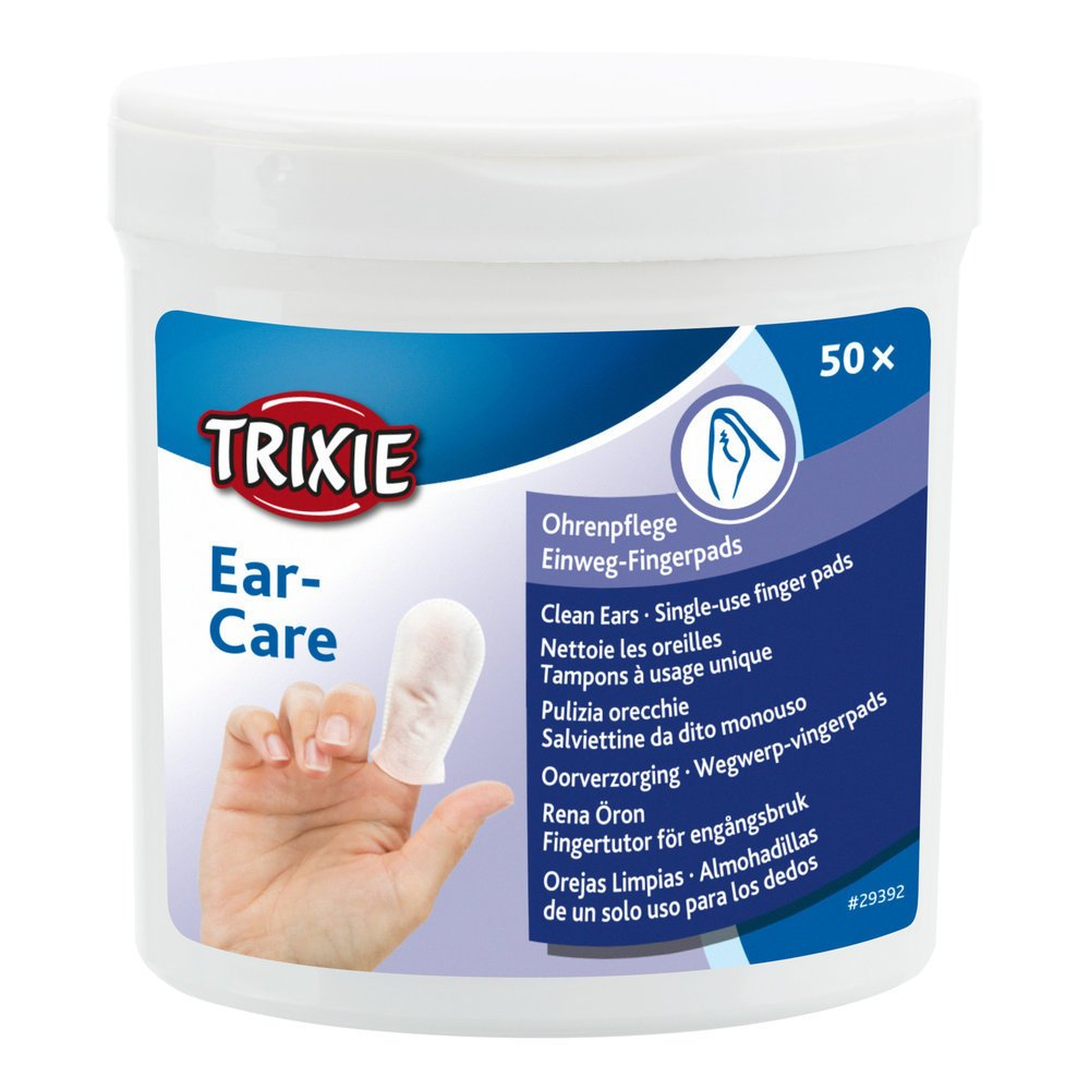 TRIXIE Ear Care Ohrenpflege Fingerpads 29392