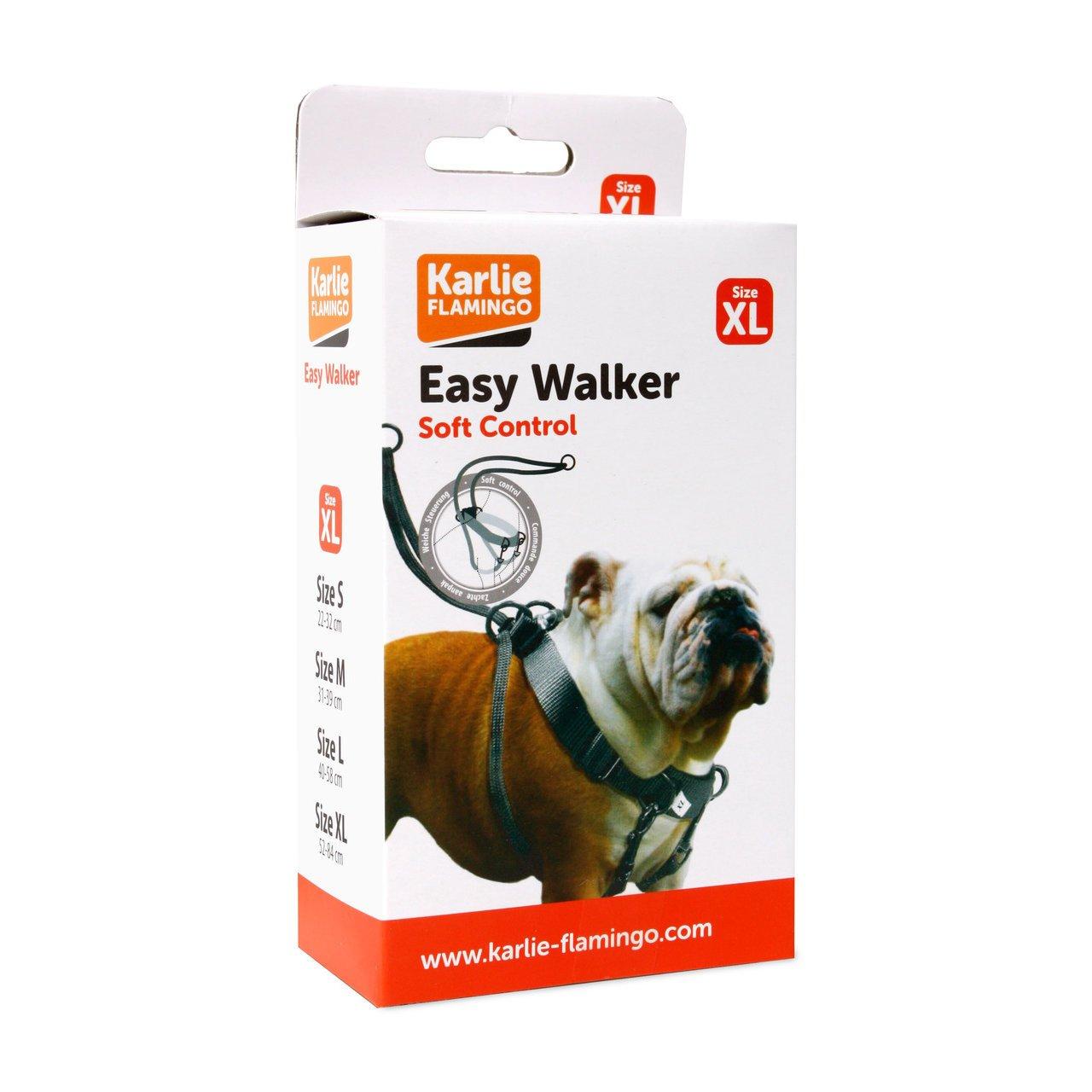 Karlie Easy Walker Geschirr bei Fuß, XL: Brust 52 - 84 cm