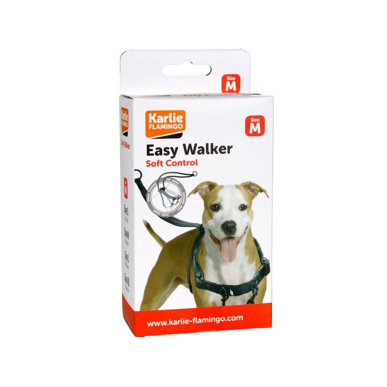 Karlie Easy Walker Geschirr bei Fuß, M: Brust 31 - 39 cm