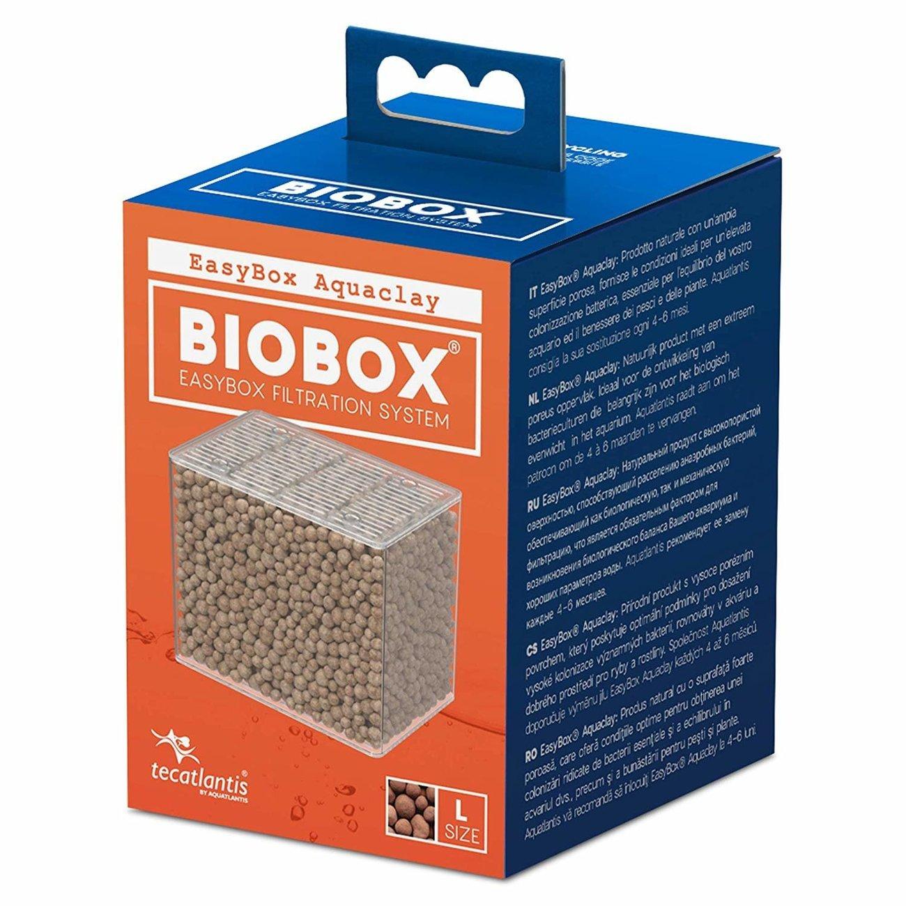 Aquatlantis EasyBox Aquaclay, Größe: L