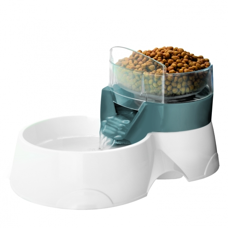 EBI Feeder 2-in-1 Wasser- und Futterspender für Haustiere, Bild 3