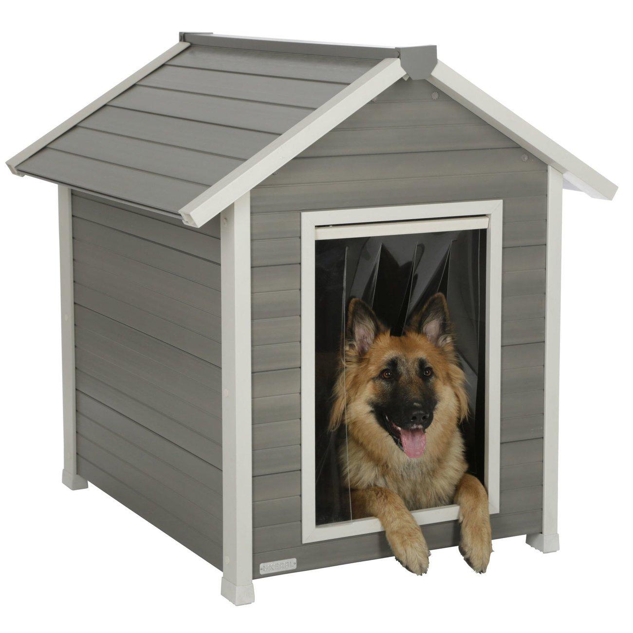 Kerbl Eco-Hundehütte Hendry, Bild 4