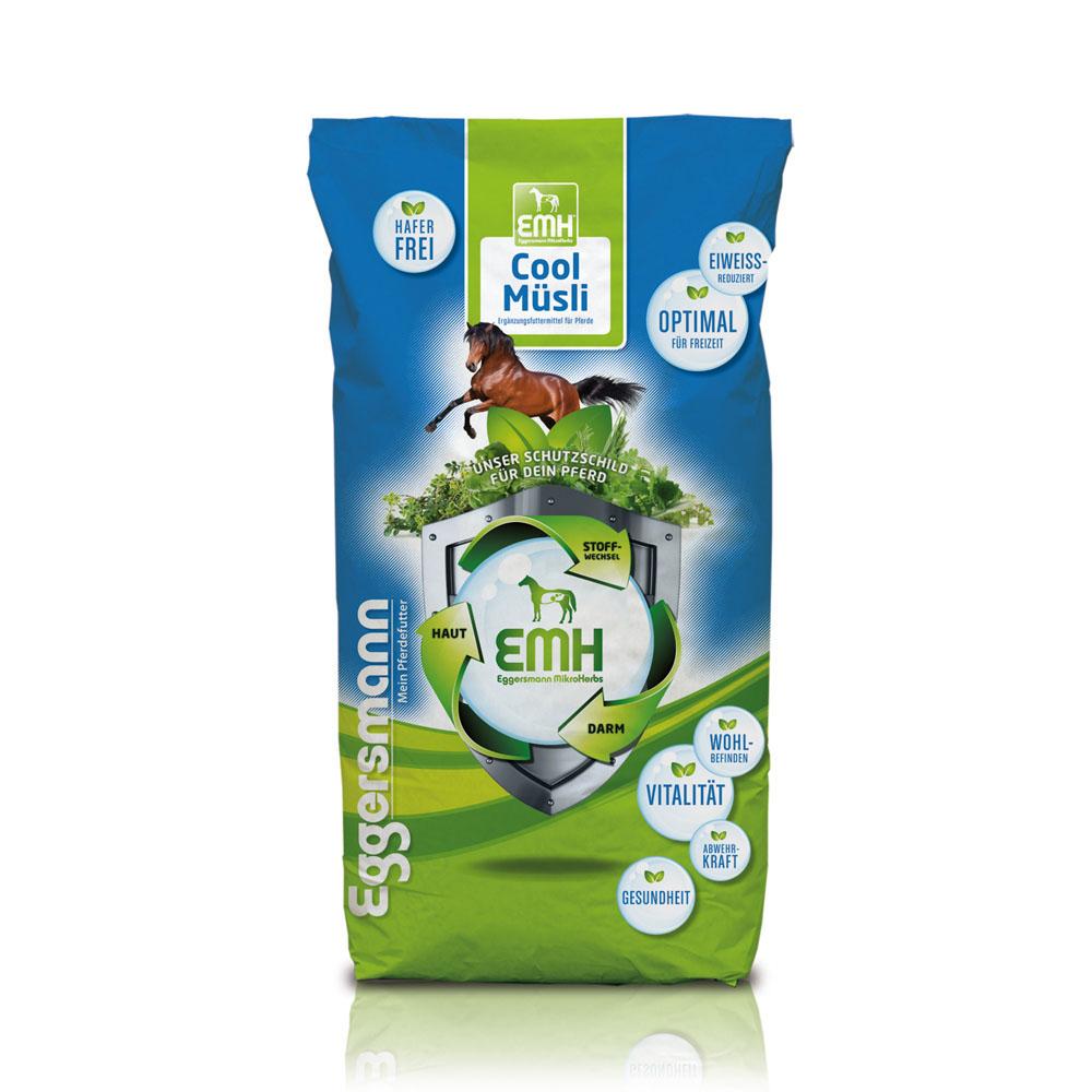 Eggersmann Cool Müsli Wellness EMH, 20 kg