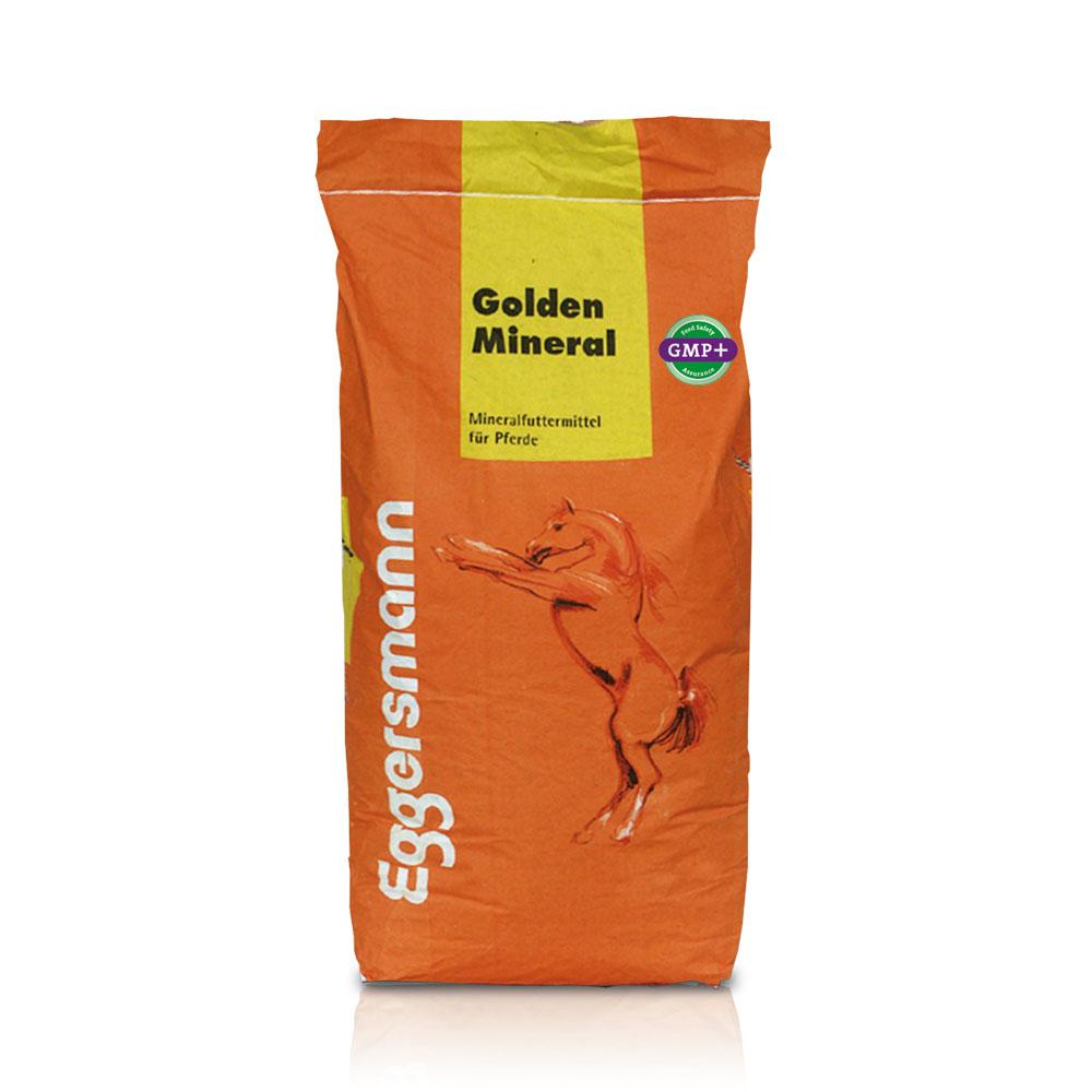 Eggersmann Golden Mineral Pferdefutter, 25kg