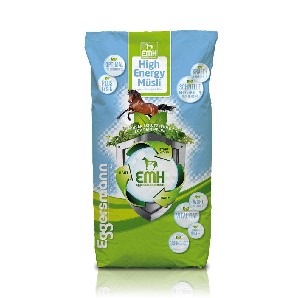 Eggersmann High Energy Müsli, 20 kg