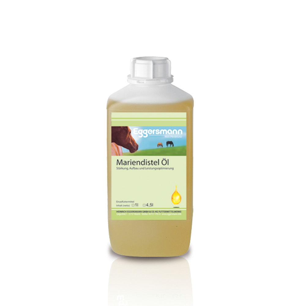 Eggersmann Mariendistel-Öl, 1 ltr