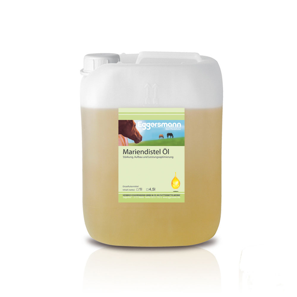 Eggersmann Mariendistel-Öl, 4,5 ltr