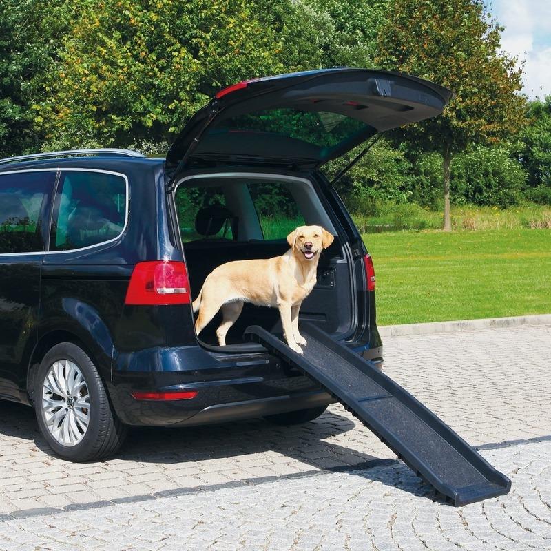 Trixie Petwalk Einstiegshilfe Autorampe für Hunde Klapprampe 3939