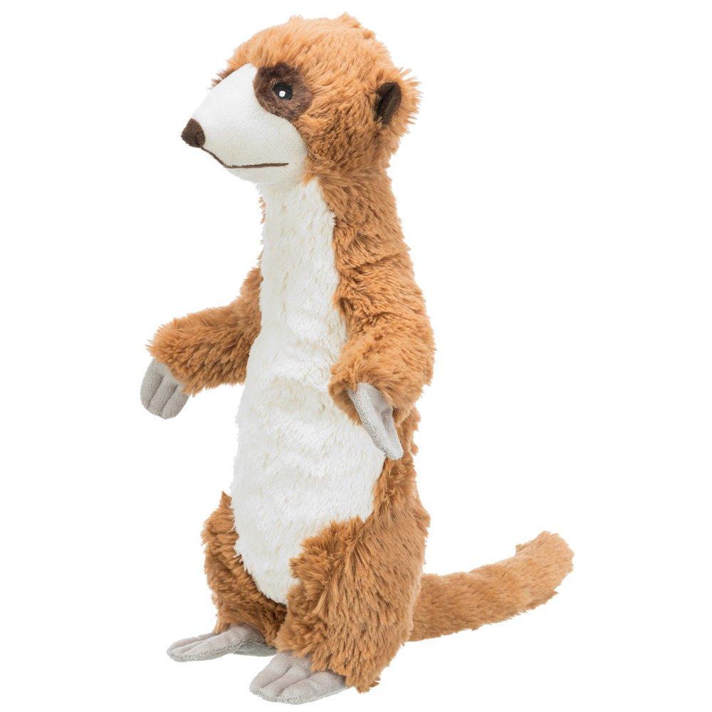 Trixie Erdmännchen mit Stimme, 40 cm, braun