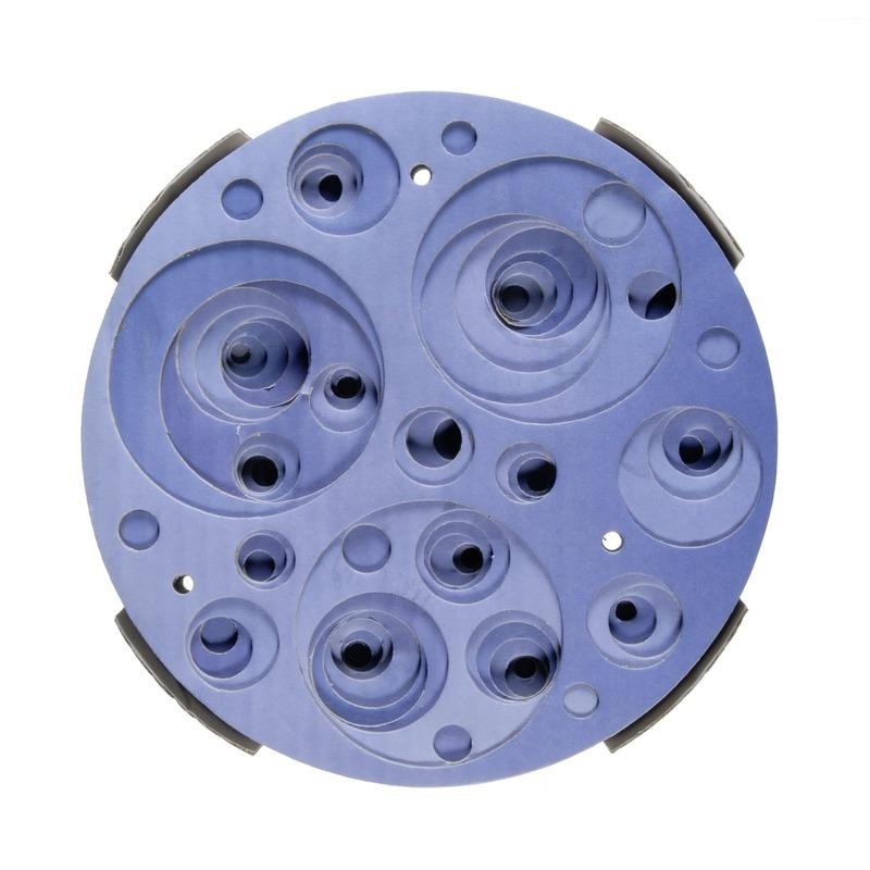 Ersatz-Kratzmatte blau für Catit Design Senses Scratch Pad, 20,3 x 20,3 x 2,5 cm, blau
