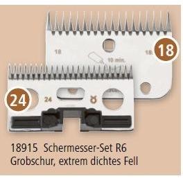 Kerbl Ersatz Schermesser Set für constantaRodeo, Bild 2
