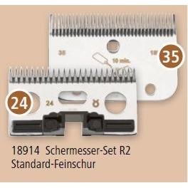 Kerbl Ersatz Schermesser Set für constantaRodeo, Bild 3