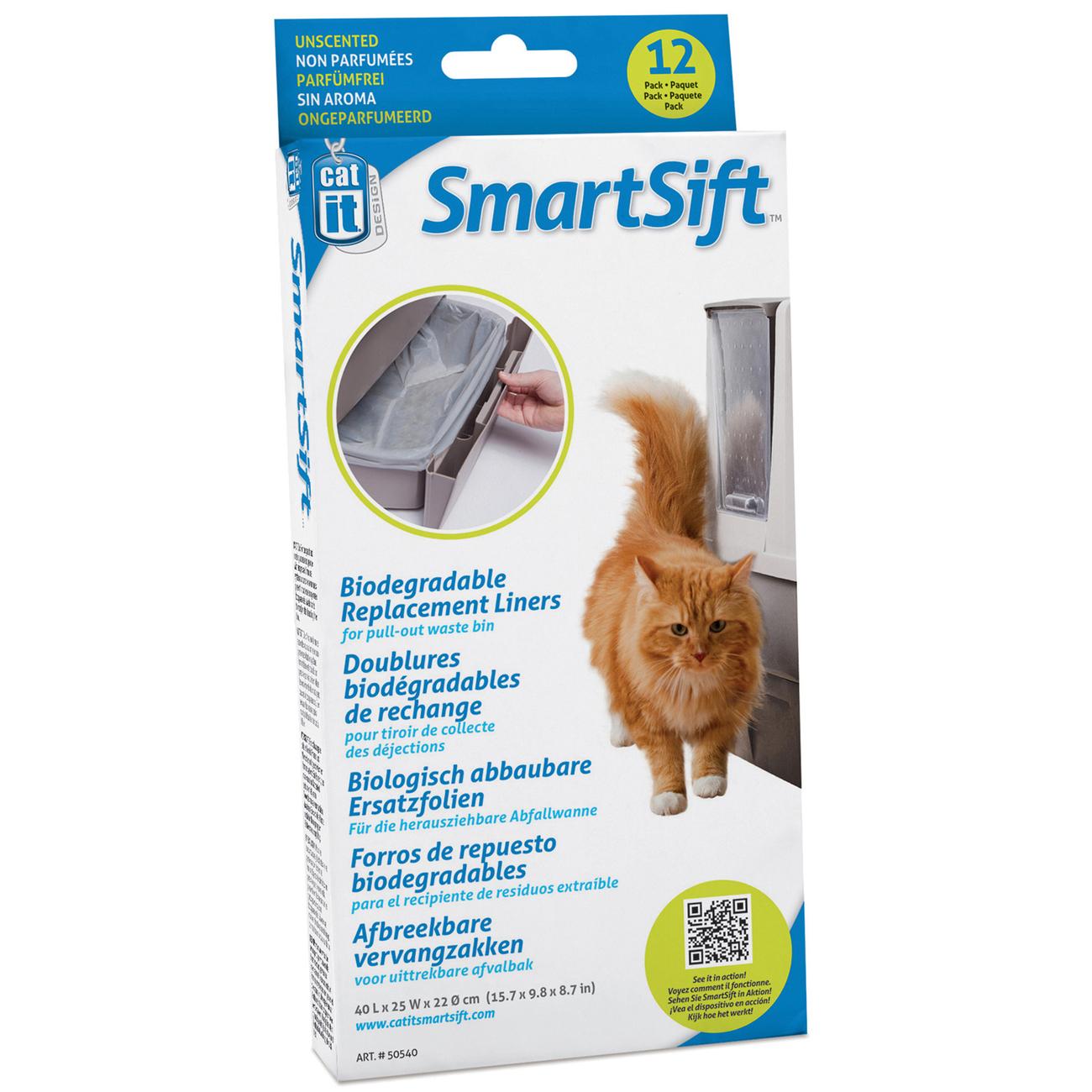 Catit Ersatzbeutel für Smart Sift selbstreinigende Katzentoilette, Bild 2