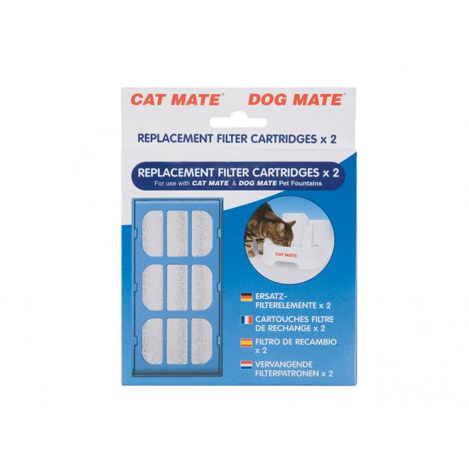 CAT MATE Ersatzfilter für CATMATE Haustierquelle