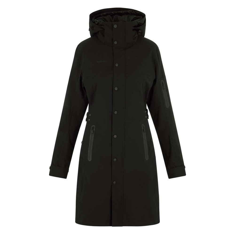 Euro-Star Trenchcoat Eta, Gr. L - black