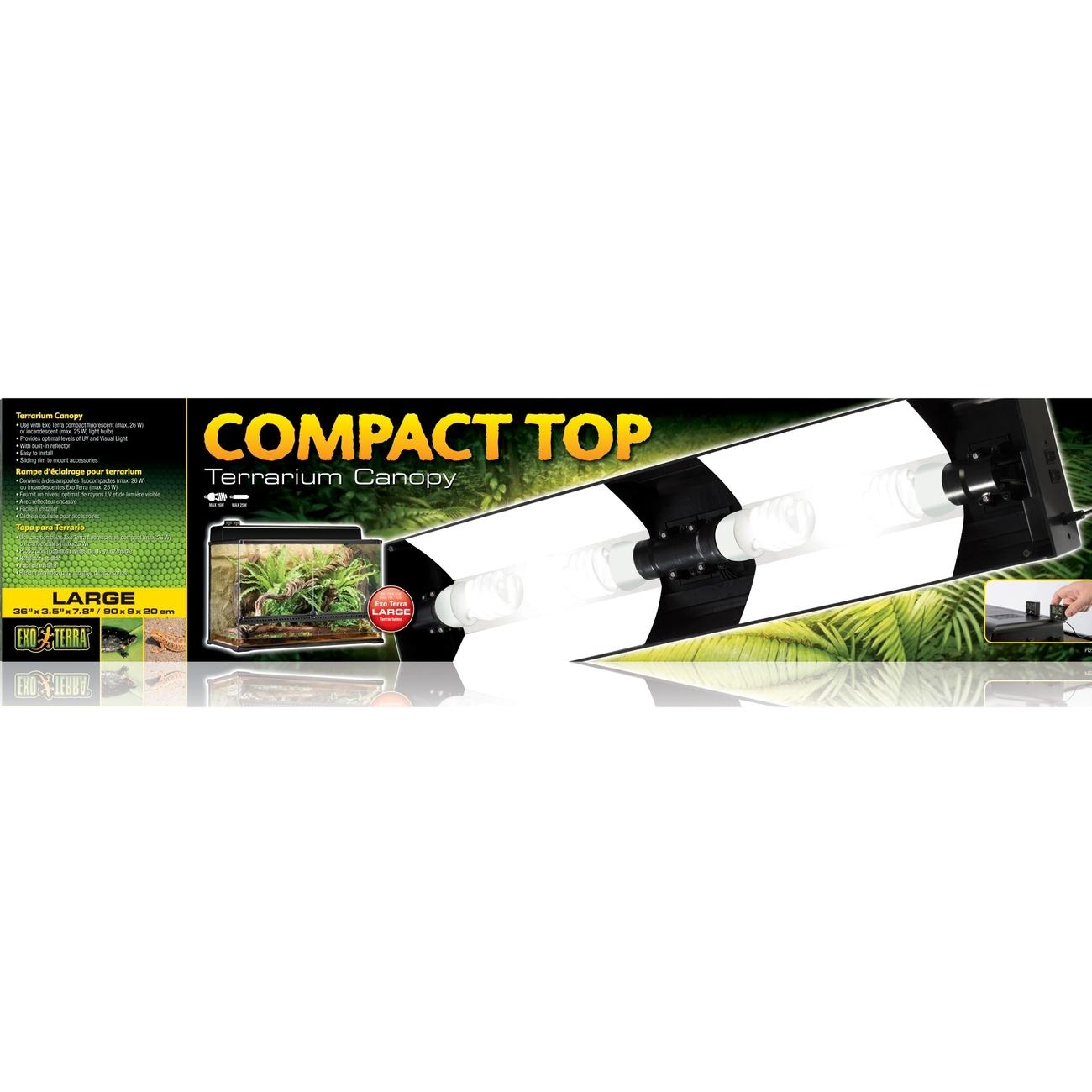 Exo Terra Compact Top - Abdeckung für Terrarienlampen, Bild 5