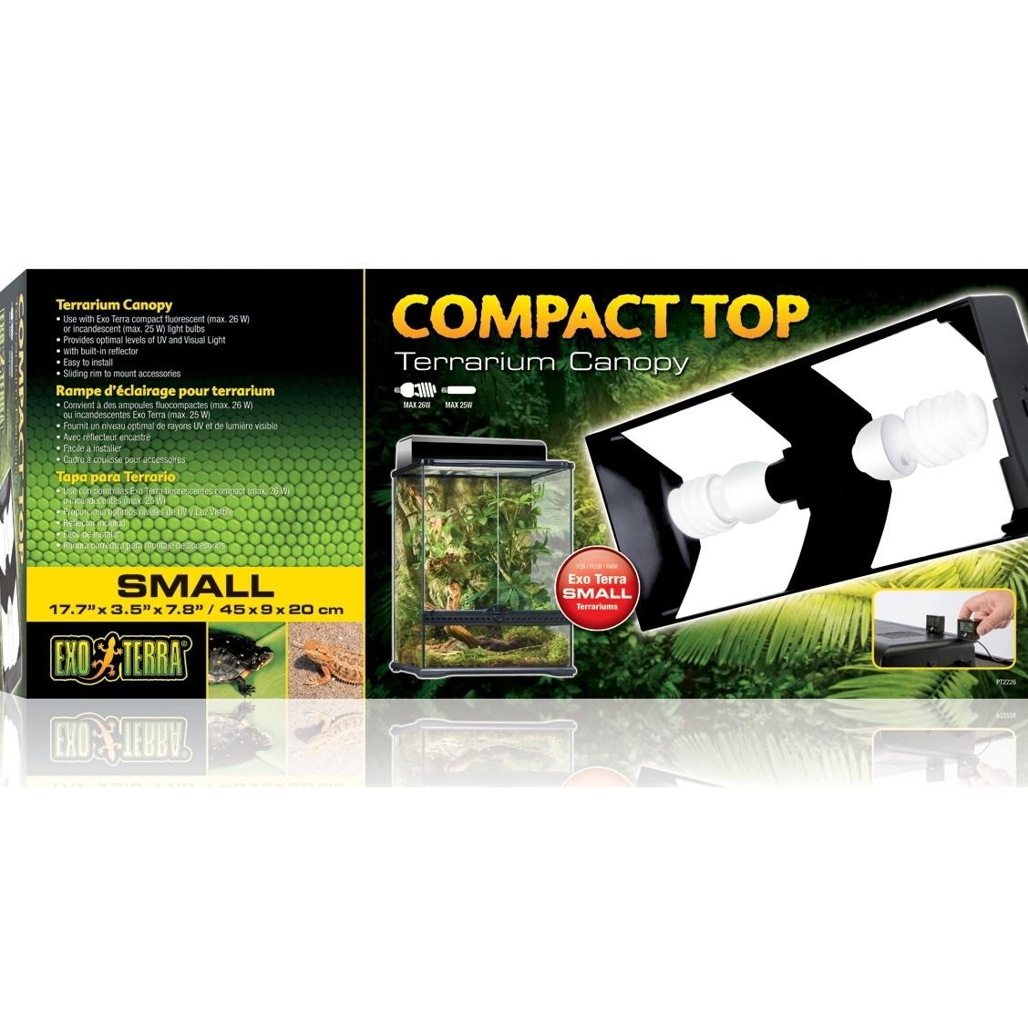 Exo Terra Compact Top - Abdeckung für Terrarienlampen, Bild 3