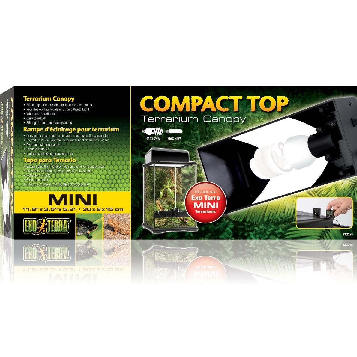 Exo Terra Compact Top - Abdeckung für Terrarienlampen, Bild 2