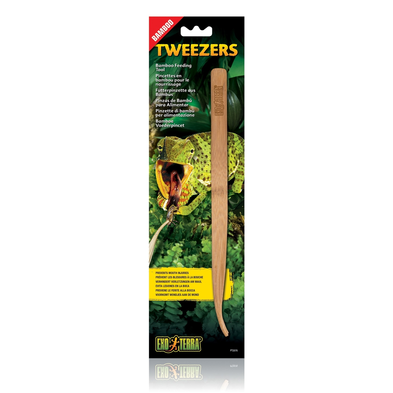 Hagen Exo Terra - Futterpinzette aus Bambus, Futterpinzette (1,7 x 29 x 1,7 cm)