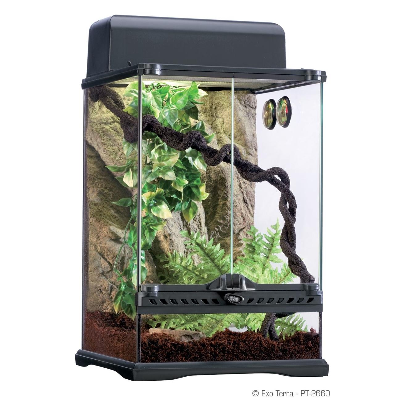 Exo Terra -  Rainforest Habitat Kit Bild 2