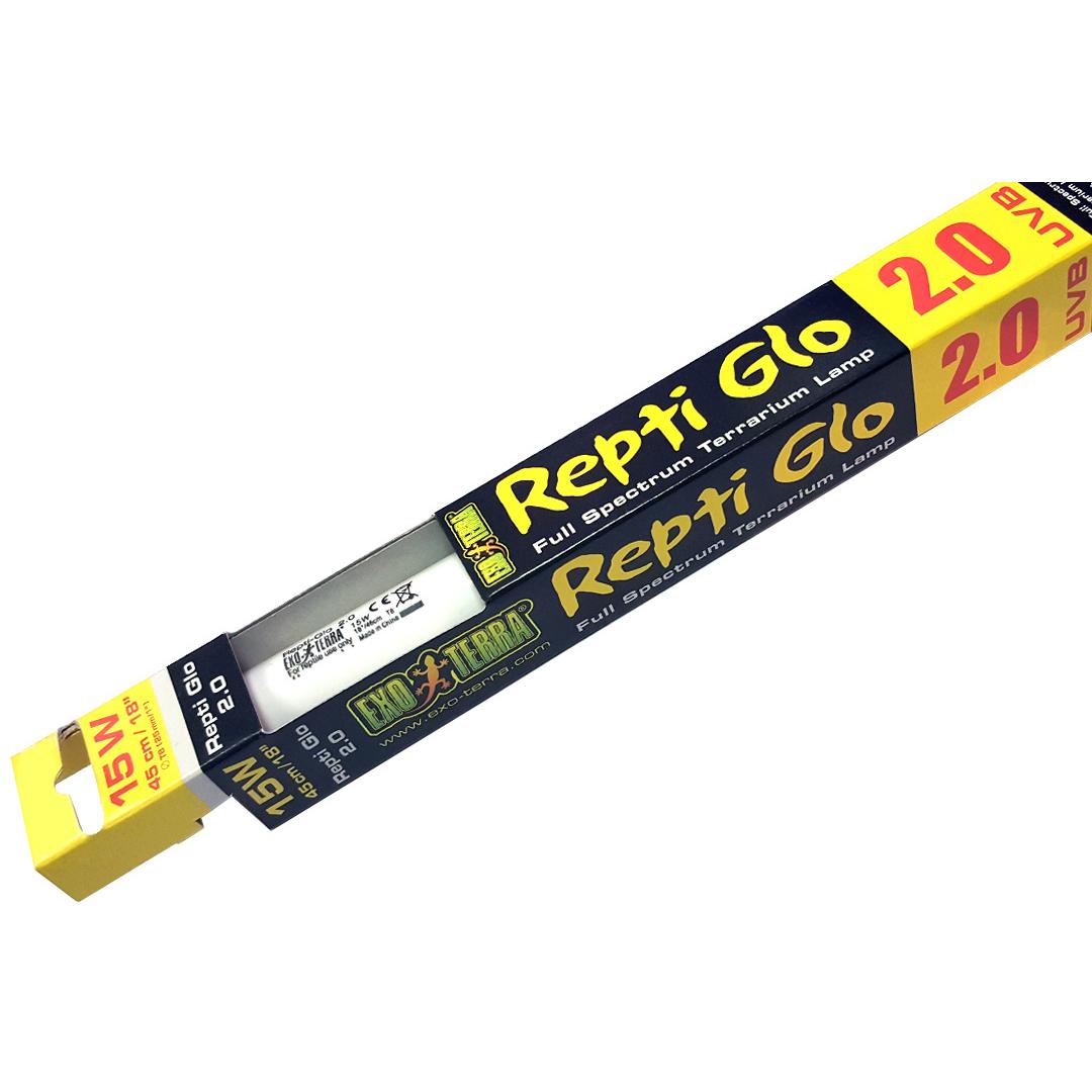 Exo Terra -  Repti Glo 2.0, Natural Light (Leuchtstoffröhren)