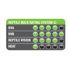 Exo Terra Reptile UVB200 T8 Terrarium Lampe, Bild 2