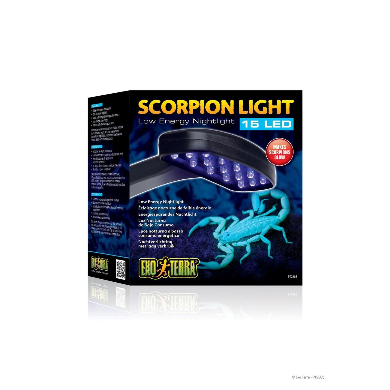Exo Terra - Scorpion Licht